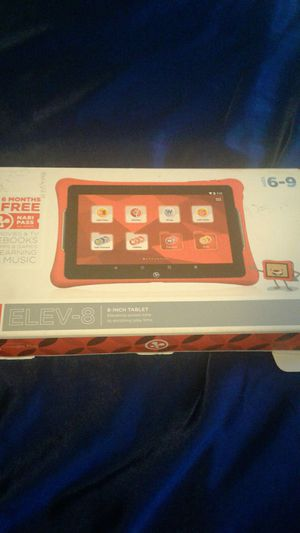 Nabi Elev-8 Tablet for Sale for sale  Jonesboro, GA