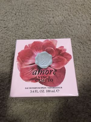 3.4fl oz large size ladies perfumes Vince camuto still available for pick up in Gaithersburg md 20877 for Sale in MONTGOMRY VLG, MD