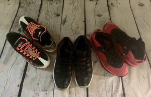 JORDANS, LEBRONS, AIR MAX SIZE 6.5Y for Sale in Bladensburg, MD