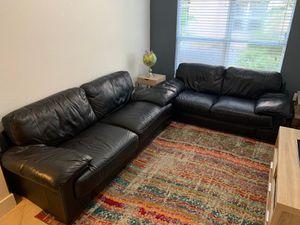 Black sofa /couch for Sale in Miami, FL