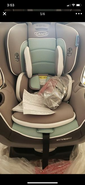 Graco Extend2fit car seat for Sale in Victorville, CA