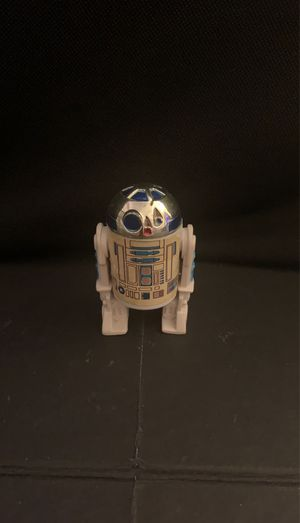 Vintage Star Wars Complete 1977 Solid Dome R2-D2 for Sale in Gilbert, AZ
