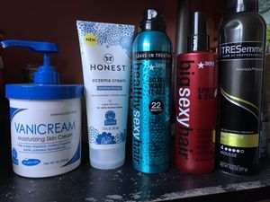Lotions and hair sprays and oils for Sale in Watsonville, CA