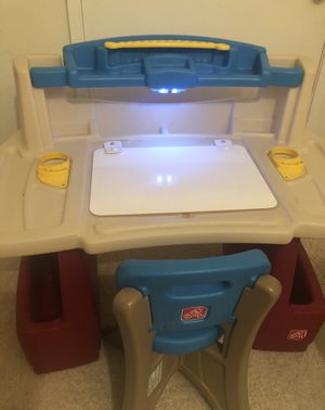 Desk and Chair for Kids for Sale in Santa Clarita, CA