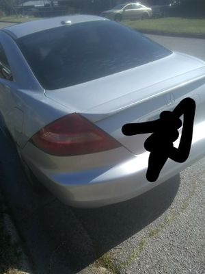 04 Honda Accord coupe Low Miles!! for Sale in Augusta, GA