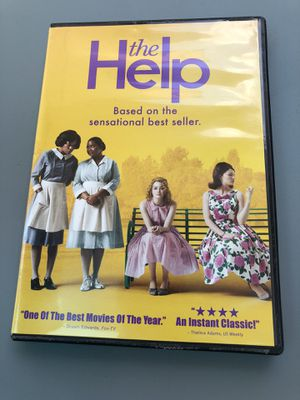 The Help on DVD for Sale in Houston, TX