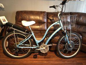 Custom electric bicycle eBike Electra Townie fast bike for Sale in Garden Grove, CA