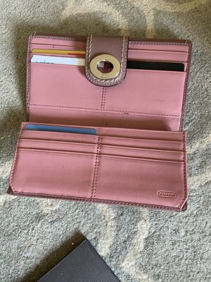 Coach wallet & accessory bags for Sale in San Francisco, CA