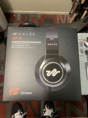 Wavzs KT-1 Bluetooth Wireless Headphones 12 drivers for Sale in National City, CA