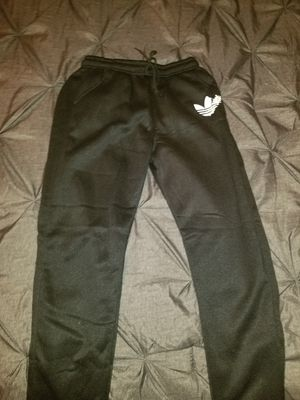 Size Large black cotton joggers for Sale in Carrollton, TX
