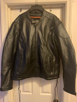 Milwaukee Leathers Motorcycle Jacket for Sale in Takoma Park,  MD