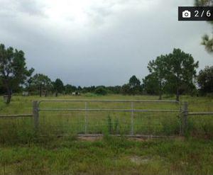 Land for sale 2.5 acres in Beautiful Punta Gorda Florida...(SW florida) for Sale in Punta Gorda, FL