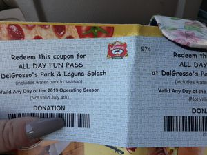 Delgrosso park tickets for Sale in Harrisburg, PA
