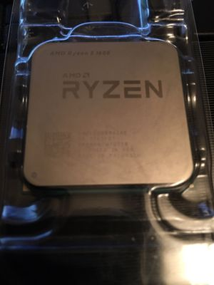 Ryzen 5 1600 for Sale in North Potomac, MD