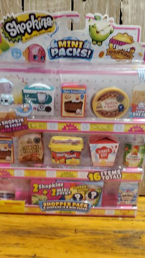 Shopkins Mini Packs for Sale in Los Angeles, CA