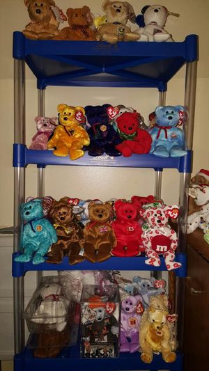 Hundreds of TY Beanie babies for Sale in Hazel Park, MI
