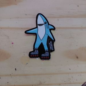 Mr. Sharky Shark stickers for Sale in Harrisburg, PA