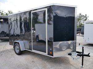 6 x 12 Enclosed Trailer for Sale in Fort Lauderdale, FL