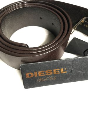 DIESEL BELT -ITALY 💯% Leather for Sale in Hawthorne, CA
