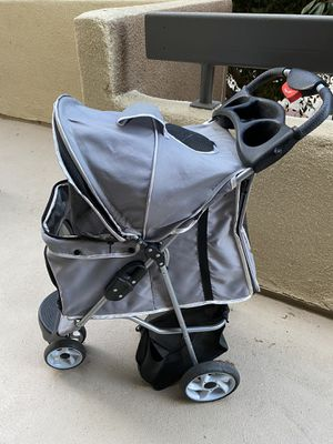 FOLDUP DOG OR CAT STROLLER WELL made $60 obo for Sale in Costa Mesa, CA