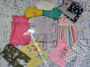 Lot of baby girl clothes for Sale in Pittsburgh, PA