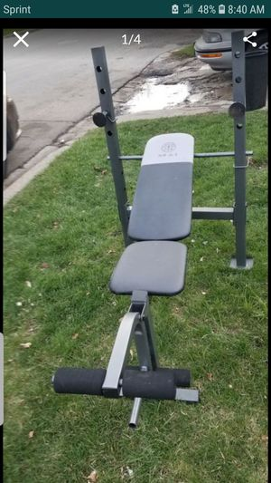 MULTIPLE POSITION WEIGHT BENCH for Sale in Chicago, IL