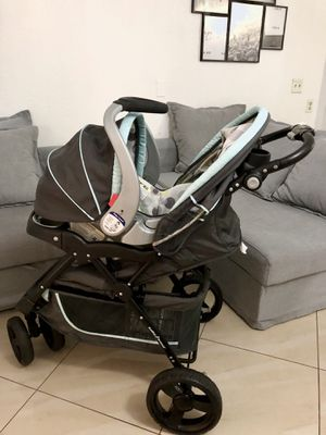 Baby Trend Stroller and car seat for Sale in Palm Springs, FL