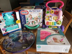 Vtech, little tikes, Fisher price baby stuff for Sale in Tempe, AZ