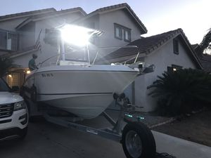 Ocean fishing center console boat for Sale in Corona, CA