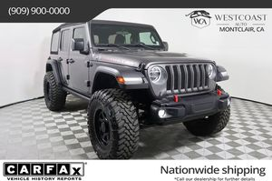 2018 Jeep Wrangler Unlimited for Sale in Montclair, CA