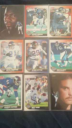 New York Giants Collection cards for Sale in Baltimore, MD