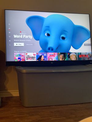 55in TCL ROKU TV for Sale in Port Acres, TX