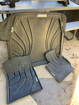 BMW X3 all weather mats 2015-2017 front, rear and cargo for Sale in Arlington, VA