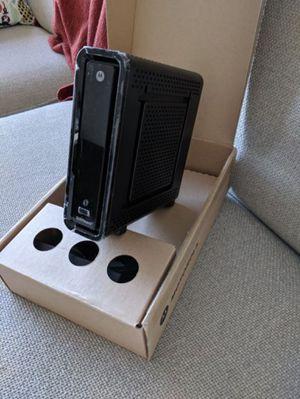 Motorola router SBG 6580 for Sale in CA, US