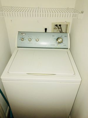 Whirlpool washer and dryer for Sale in Sterling, VA