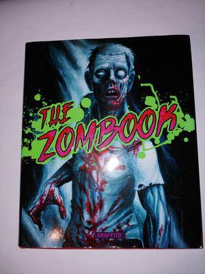 Zombie artbook for Sale in San Antonio, TX