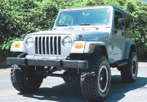 JEEP WRANGLER 2001 SPEAKERS DREAM VEHICLE for Sale in New Orleans, LA