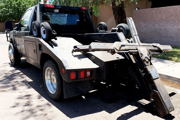 2006 Ford F450 tow truck, auto loader, wheel lift