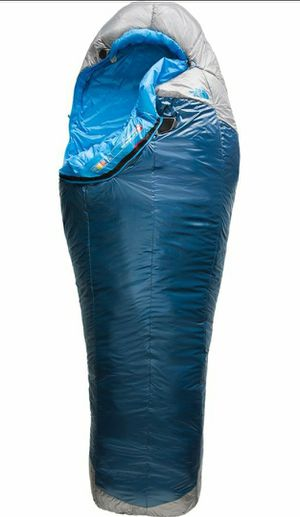 The North Face Cat's Meow Sleeping Bag 20F Regular Right Zip Ultralight New with tags for Sale in Chandler, AZ