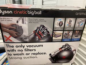Dyson Cinetic Big Ball Animal Canister Vacuum for Sale in Los Angeles, CA
