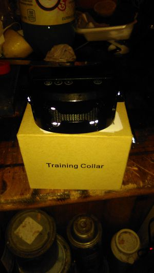 Training collar for Sale in Monrovia, CA