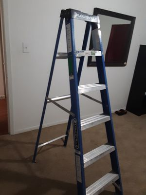 6ft Louisville ladder for Sale in Spring, TX