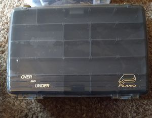 Plano fishing Over & Under tackle box. for Sale in Westerville, OH