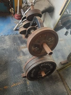 Olympic weights for Sale in Oberlin, OH