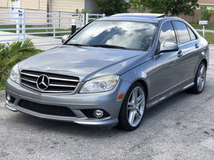 2010 Mercedes-Benz C300 for Sale in Pembroke Pines, FL