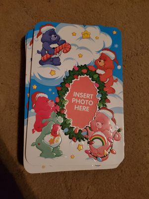 Vintage Carebear Christmas Cards 8ct for Sale in Bartow, FL