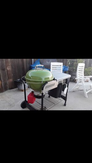 Weber bbq grill set for Sale in National City, CA