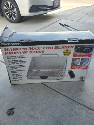 Propane camping stove brand new!! 50 o.b.o!! for Sale in French Camp, CA
