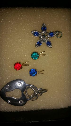 Necklace Charms all for 5.00 for Sale in El Paso, TX