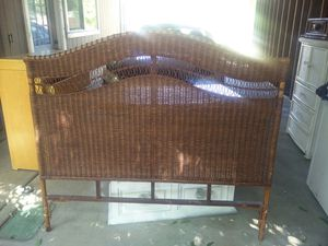 Queen head board and one night stand for Sale in Loomis, CA